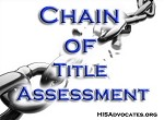Chain of Title Assessment